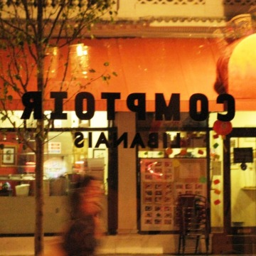 Dreaming of distant places and staying alive: Le Comptoir Lebanese, London