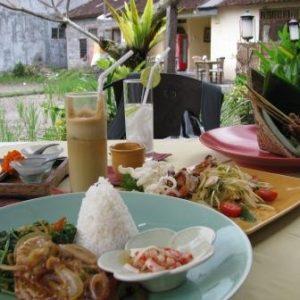 """""""Three Monkeys"""", Ubud (Bali, Indonesia)"""