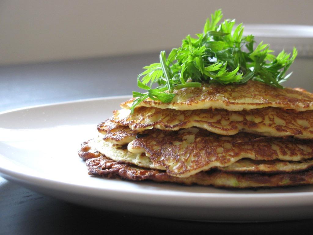Summery Gourmet Pancakes