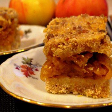 Prava jesenska pita od jabuka i bundeve