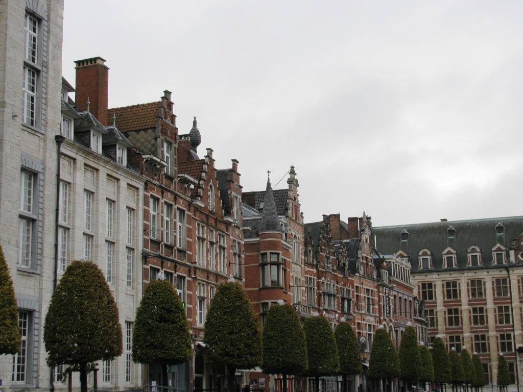 Old square (Oude Markt), Leuven