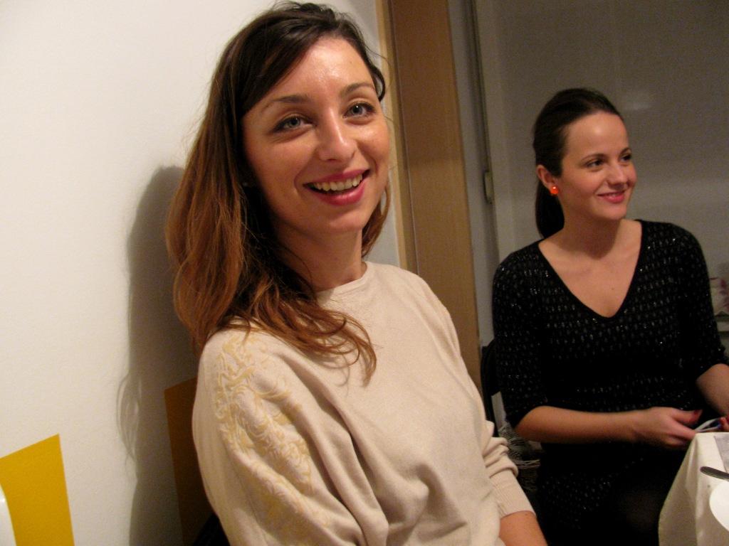 Jelena, i ovogodišnja divna domaćica Kristina
