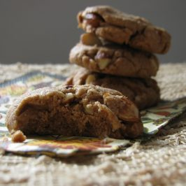 Double Almond Cookies