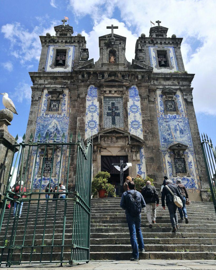 Crkva sv. Ildefonsa - culinary postcards
