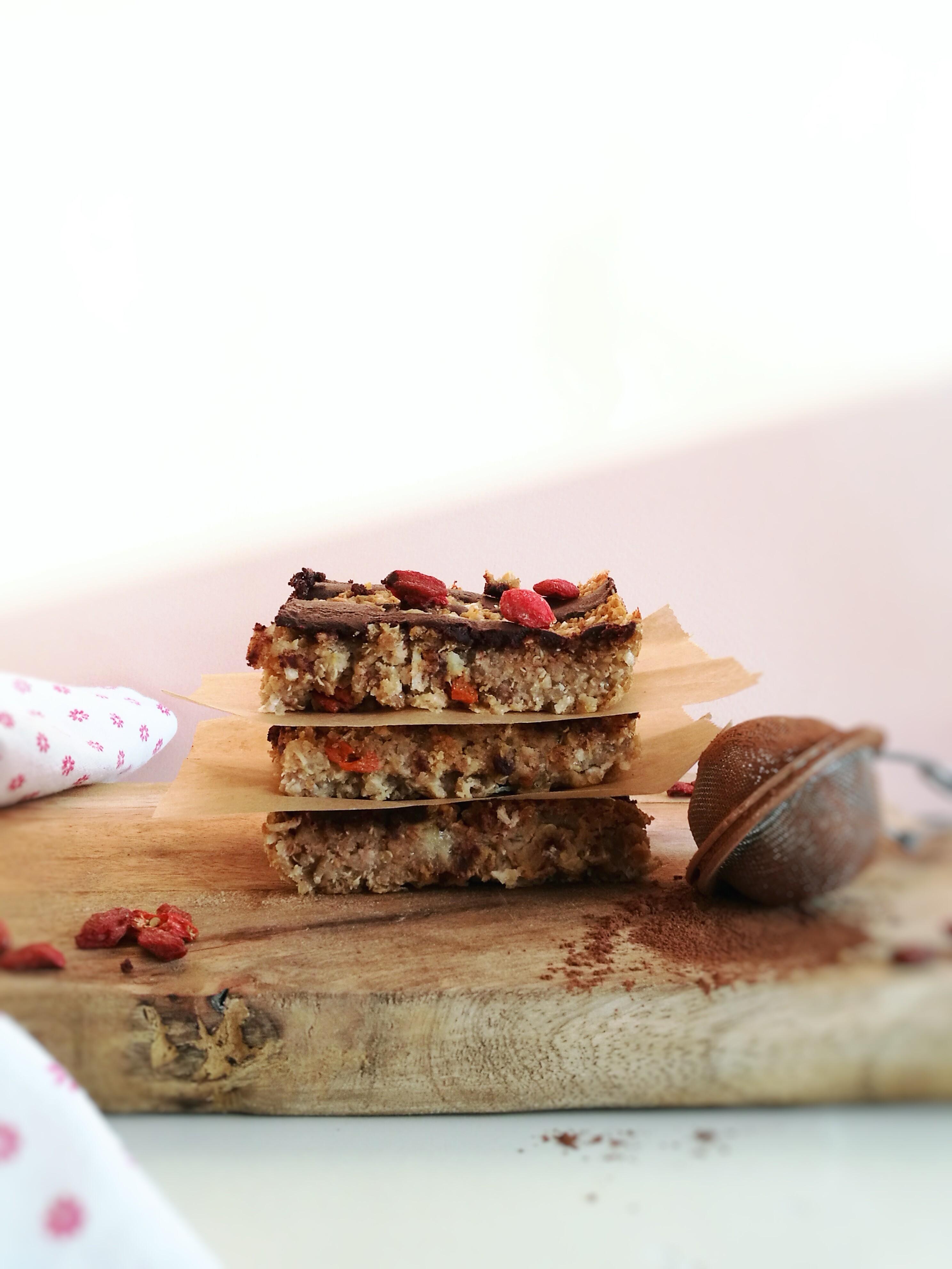 Pločice od kvinoje s kokosom i čokoladom