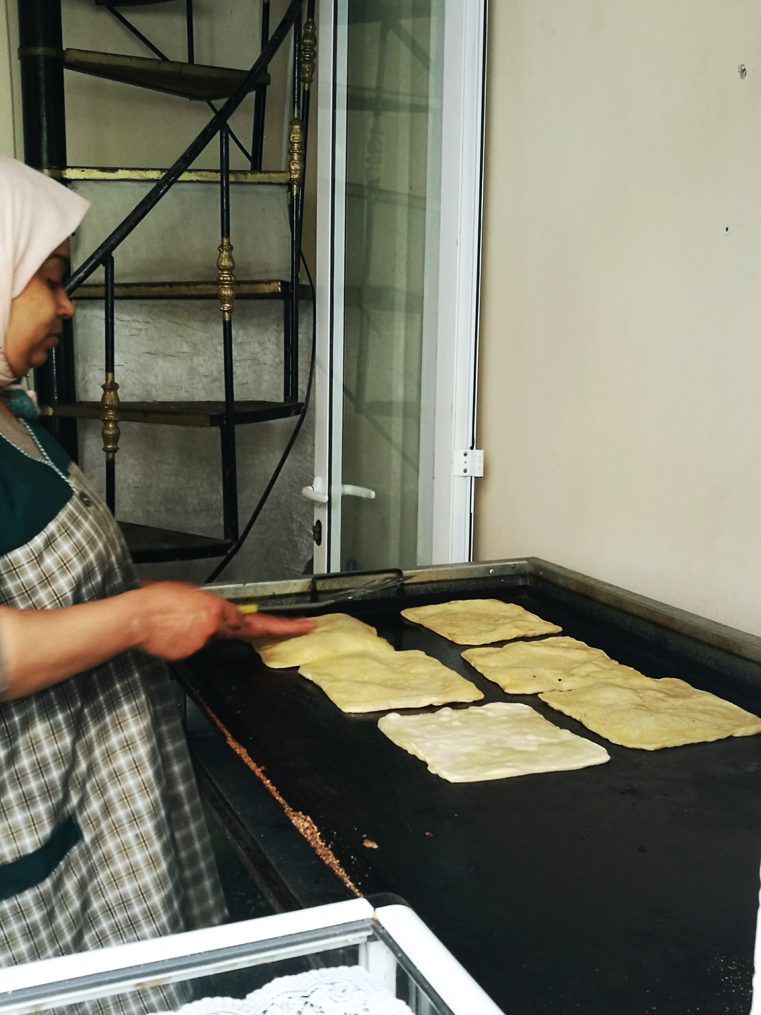 Marokanska pekarnica - Msman (Rghaif)