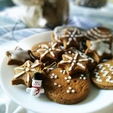 Healthier Vegan Sugar Cookies (V)